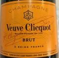 Veuve Clicquot Ponsardin Brut NV