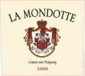 Chateau La Mondotte 2008