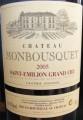 Ch. Monbouaquet 2005 3L
